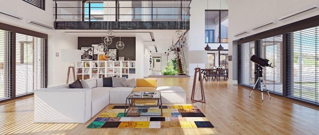 le style minimaliste dans la maison